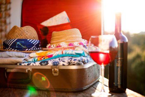 vino souvenir vacanze